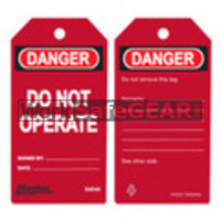 X_Tags Do Not Operate Red (LO M S4046 WSG)