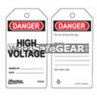 X_Tags High Voltage (LO M S4036 WSG)