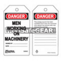 X_Tags Men Working On Machinery (LO M S4042 WSG)