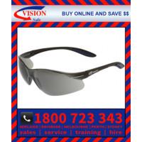 Harpoon 261 Safety Glasses Smoke Lens (261BKSDAF)
