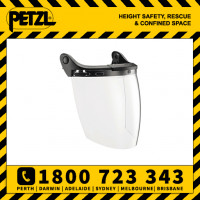 Petzl Vizen Face Shield With Electrical Protection For Vertex And Alveo Helmets (A14)