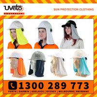 Uveto Attach-A-Flap Micro Mesh Lightweight Head Cover (AAF)