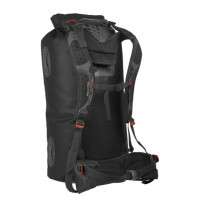 Sea To Summit Hydraulic BLACK 90L Dry Pack with Harness (AHYDBHS90BK)