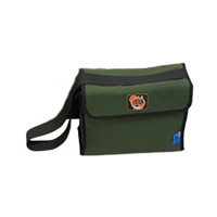 AOS Standard Tool Bag Small - Green Canvas 350 x 120 x 280mm