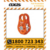 Axis 22kN PULLEY Orange (APUL11)