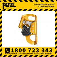 Petzl Croll Chest Rope Clamp Small - 8-11mm (B16BAA)