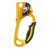 Yellow Petzl Right Handed Ascension (B17ARA)