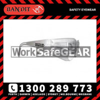 Bandit III Magnum Bifocals Prescription Reading Safety Glasses (068-Clear)