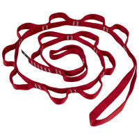 RED Black Diamond 18mm Nylon Daisy Chain 140cm (BD390014RED0ALL1)