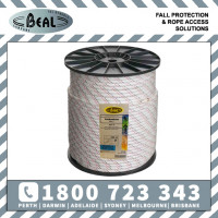 Beal Industrie 11mm White 200m BSCI11 abseil rope
