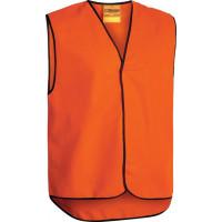 Bisley Hi Vis Vest Orange