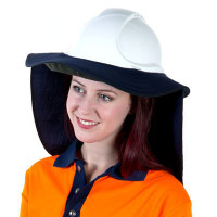 Uveto NAVY Brim 'N Shade Sun Protection Attachment