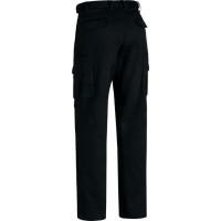 Bisley Workwear 8 Pocket Mens Cargo Pant BLACK (BPC6007)