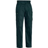 Bisley Workwear 8 Pocket Mens Cargo Pant BOTTLE (BPC6007)