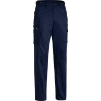 Bisley Workwear 8 Pocket Mens Cargo Pant NAVY (BPC6007)