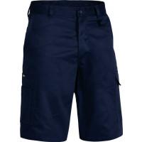 Bisley Cool Lightweight Mens Utility Short Navy