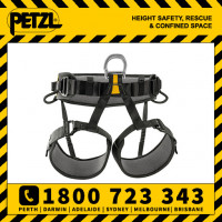 Petzl Falcon Lightweight Seat Harness Size 1, 2 (C038AA)