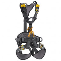 Petzl Astro Bod Fast Harness International Version Size 1 (M/L) (C083BA01)