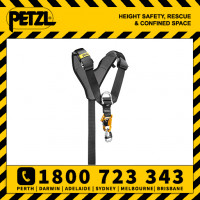 Petzl Top Croll For The Avao Sit, Falcon, Falcon Ascent And Sequoia Srt Chest Harnesses (C81CAA)
