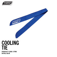 THORZT Cooling Tie Royal Blue