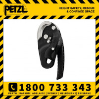Petzl Rig BLACK Descender (D021AA01)