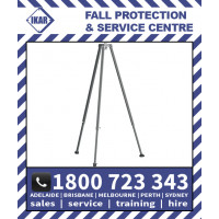 IKAR Confined Space Entry Rescue XL 3.17m Tripod DB-A2XL