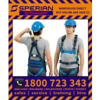 Honeywell Sperian Duraflex Riggers Harness Medium (M1020068)