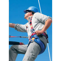 Honeywell Miller Medium Tower Safety Workers Harness (TOWERWORKER)