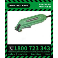 HSGM Hot Knife Heat Cutter NO BLADE (HSG-0 WSG)