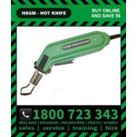 HSGM Hot Knife Heat Rope Cutter WITH BLADE