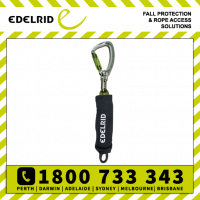 Edelrid Shockstop Pro S Shock Absorber with integrated Twister Triple lock carabiner (881370000170)