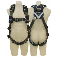3M DBI-SALA MEDIUM ExoFit NEX Riggers Harness with Dorsal Extension
