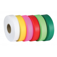 25mm x 75m Flagging Tape - Yellow (FLT1Y)