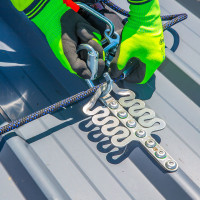 FrogLink Safety Stainless Steel Roof Anchor 15kN (FROGL001)
