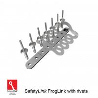 SafetyLink  Froglink Roof Anchors with Rivets (FROGL001)