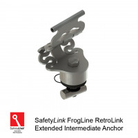 FrogLine RetroLink Intermediate Anchor (with Extension for high profile & corners) (STAT.FROGRET001_EXT)
