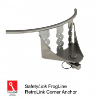 FrogLine RetroLink Corner Anchor (STAT.FROGRET003)
