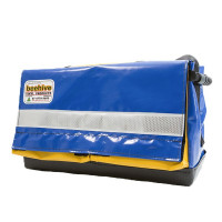 Beehive Double Base With Hard Moulded Base & Rubber Handles Toolbag (DBHMBRH)