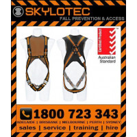 Skylotec CS 2 Click X-Pad Base model Harness (G-AUS-0902-CX)