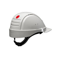 3M Peltor White Helmet Uvicator Ratchet (G2000NUV-VI)