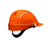3M Orange Helmet Assy Uvicator (G2000CUV-OR)