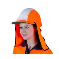 Uveto ORANGE Micro Mesh Gobi Over Hat Helmet Add-on