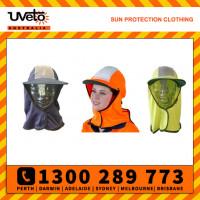Uveto Micro Mesh Gola Over Hat Sun Cap Helmet Add-On (GLM)