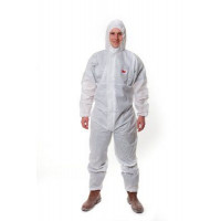 M Protective Coverall White 3M (4515)