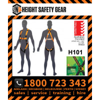 Heightech Riggers Essential Harness (Basic entry level) (H101)