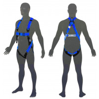 M-XL Heightech Riggers Essential Harness