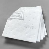 3M (50 pads) Oil & Petroleum High Performance Sorbent Pad (HP255)