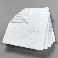 3M (100 pads) Oil & Petroleum High Perfomance Sorbent Pad (HP156)
