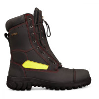 Oliver 239mm Lace Up Structural Firefighters Boot (66-495)