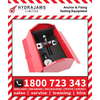 Hydrajaws Model 0097 TENSION METER/WIRE ROPE Export Tester Kit with Analogue Gauge (CS0097EXP)